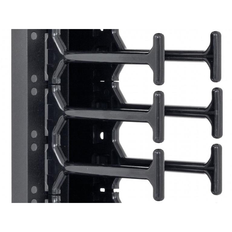 Вертикальный кабельный органайзер DELTA Vertical Cable Organizer(pair)