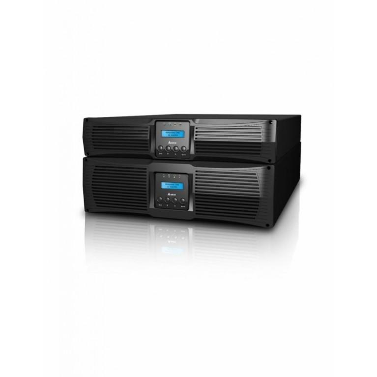 ИБП DELTA RT-Series 8 кВА/8 кВт, 20x9Ah, 5U, 6xC13, 5xC19, сервисный байпас, RT 8kVA S