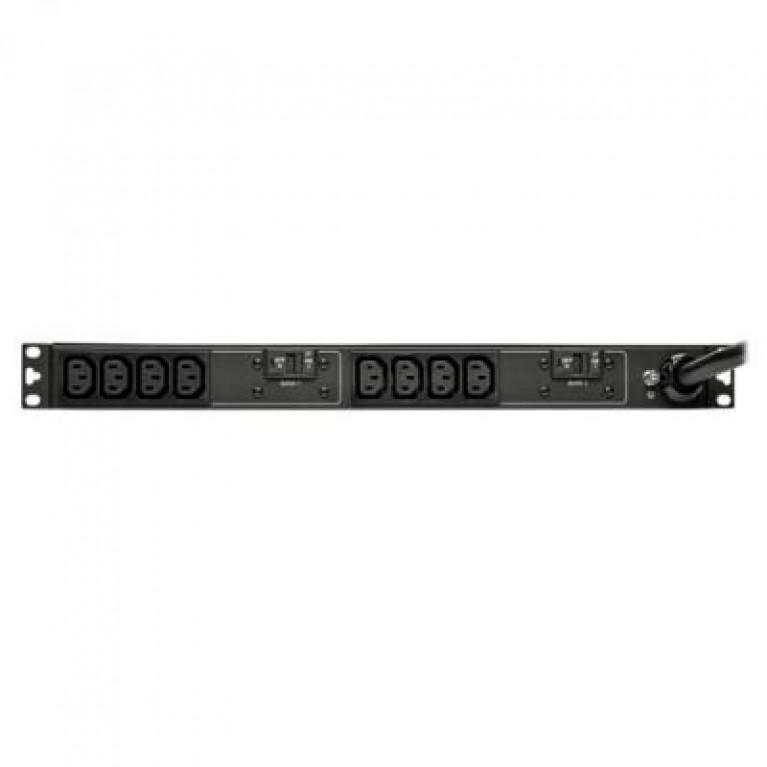 Базовый блок распределения питания DELTA Basic PDU, 1U, Basic type,230/400 Vac,IEC309-32A-5W,Output IEC320-C19 (6)