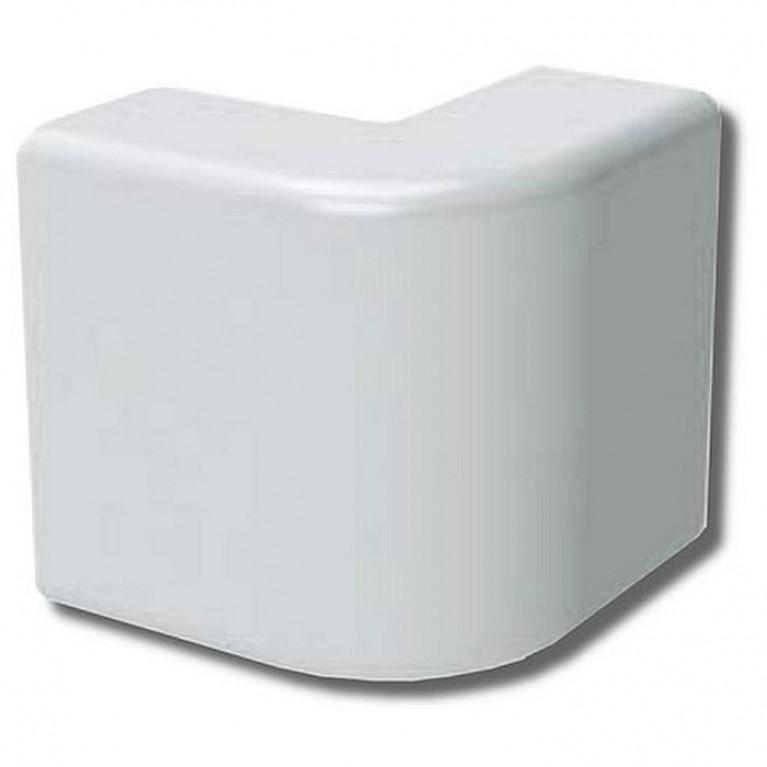 AEM 15x17 Угол внешний белый (розница 4 шт в пакете, 20 пакетов в коробке) (упак. 80шт)