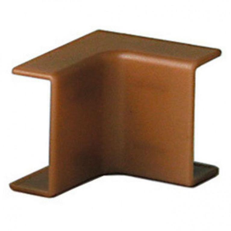 AIM 22x10 Угол внутренний коричневый (розница 4 шт в пакете, 20 пакетов в коробке) (упак. 80шт)