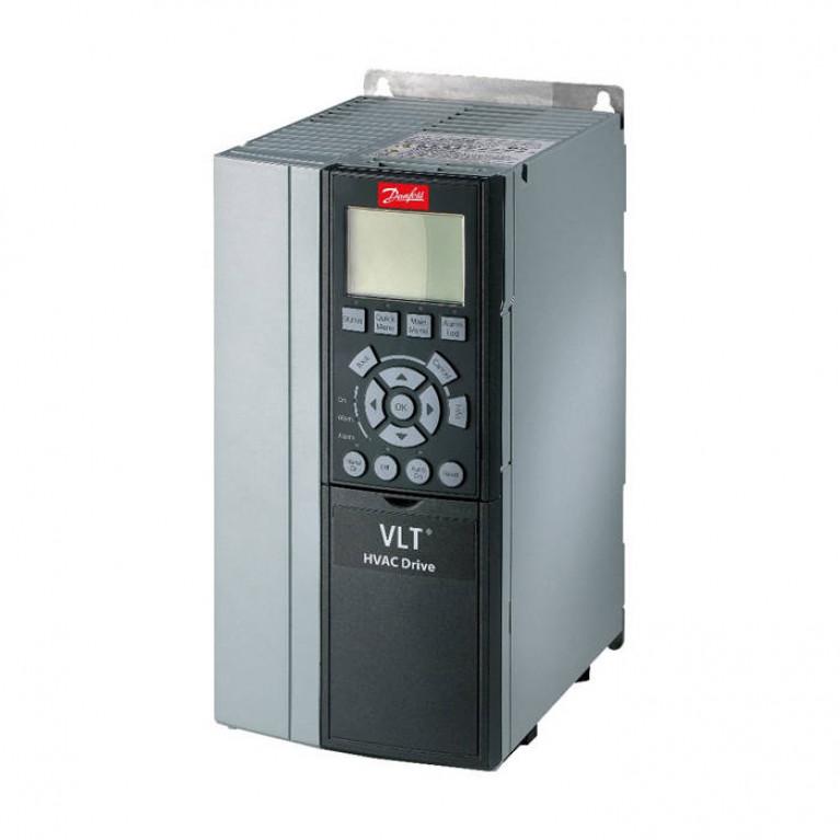 VLT FC 102 HVAC Drive 5,5 кВт T4 3ф.~380-460 В Ном. Ток 13 АFC-102P5K5T4E20H1XGXXXXSXXXXAXBXCXXXXDX