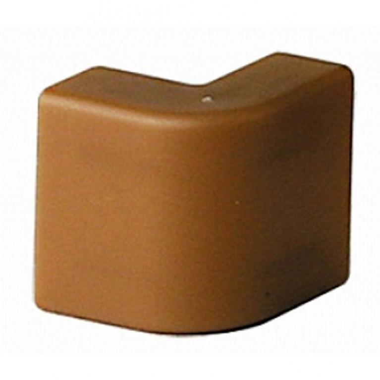 AEM 22x10 Угол внешний, коричневый (упак. 40шт)