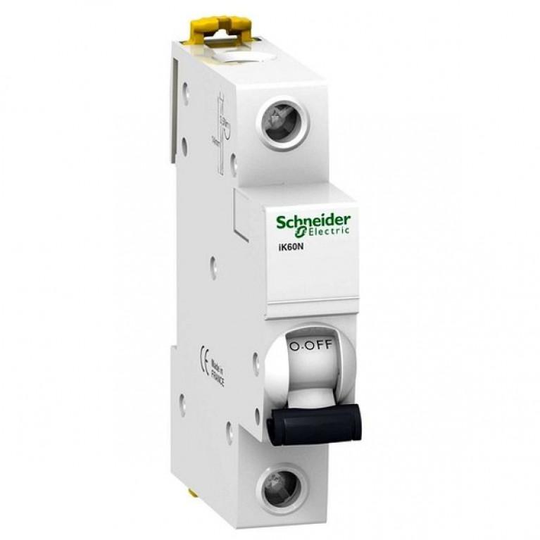 Автоматический выключатель Schneider Electric Acti9 1P 32А (C) 6кА, A9K24132