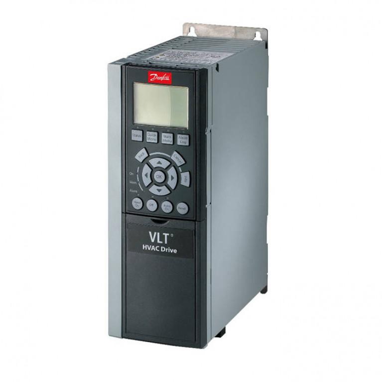 VLT FC 202 Aqua Drive 2,2 кВт T4 3ф.~380-460 В Ном. Ток 5,6 АFC-202P2K2T4E20H2XGXXXXSXXXXAXBXCXXXXDX