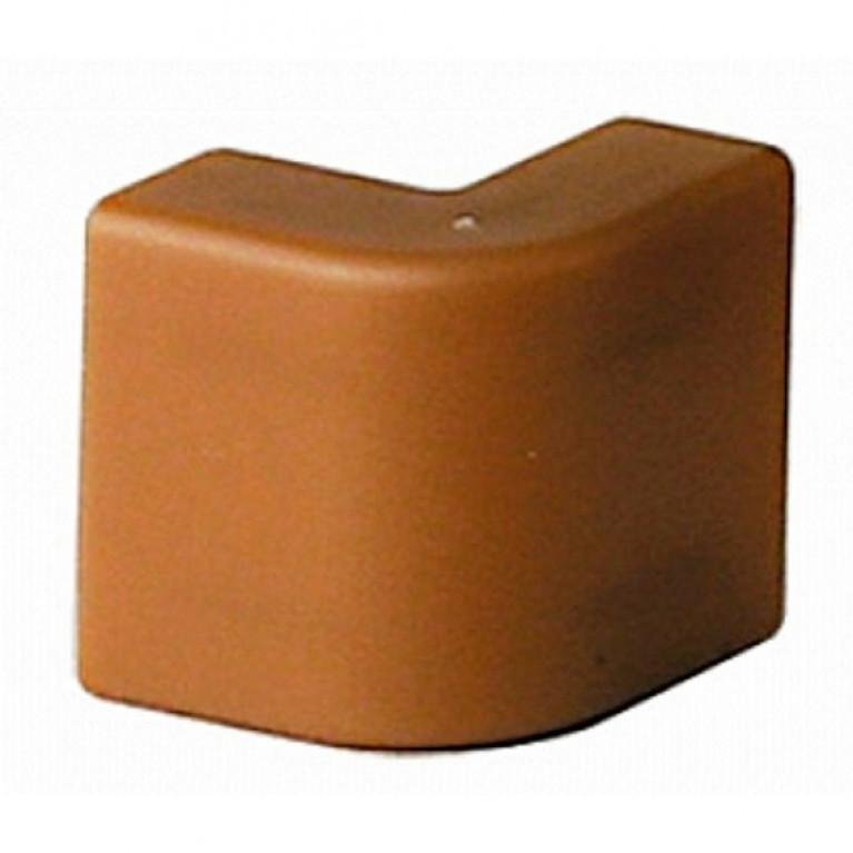 AEM 25x17 Угол внешний, коричневый (упак. 20шт)